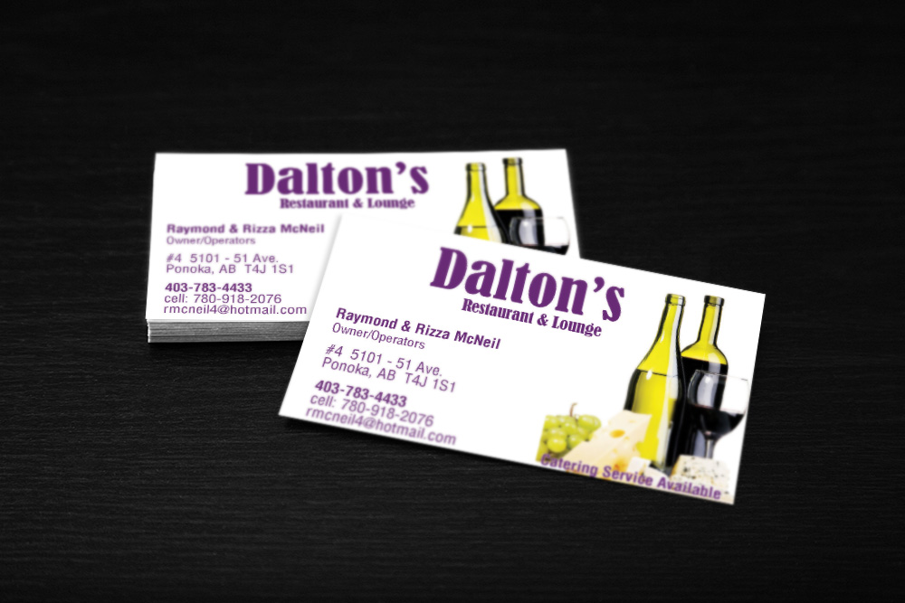 Business card portfolio copykats copy print centre colourmoves